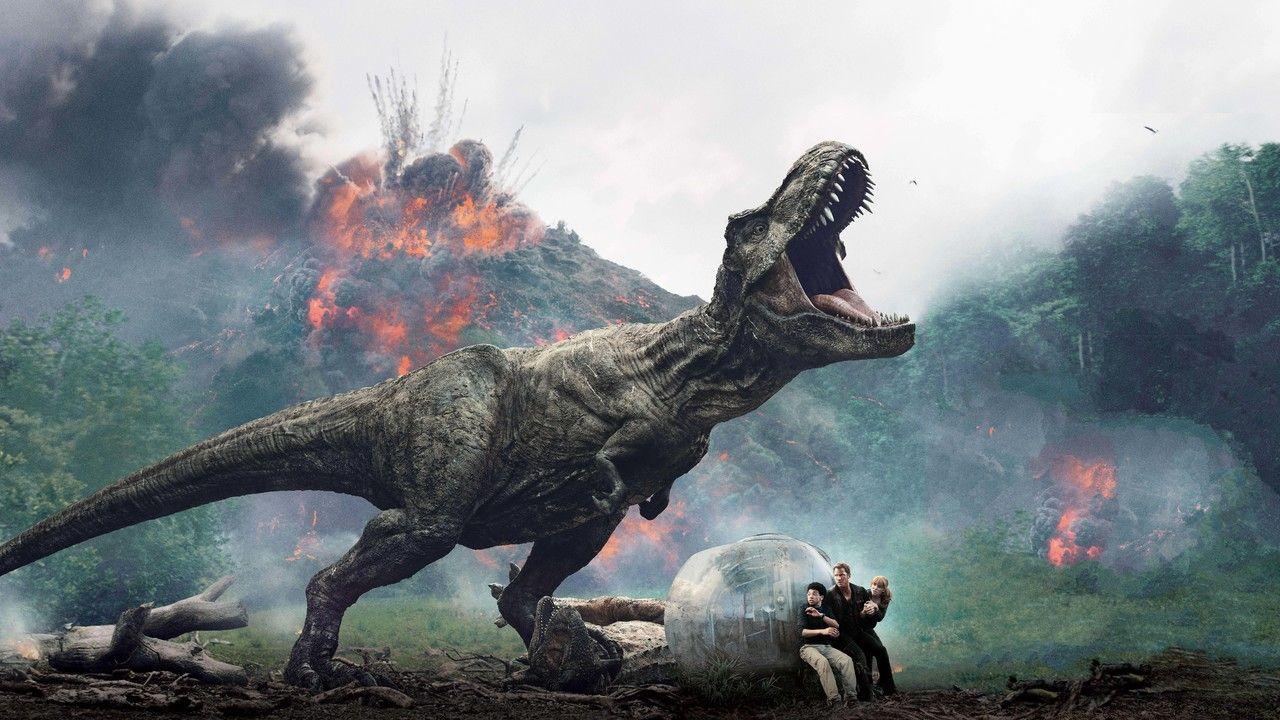 Saiu Filme Jurassic World Reino Ameacado Dublado Hd Completo Na D Jurassic World Jurassic Park Filmes Lancamentos 2018