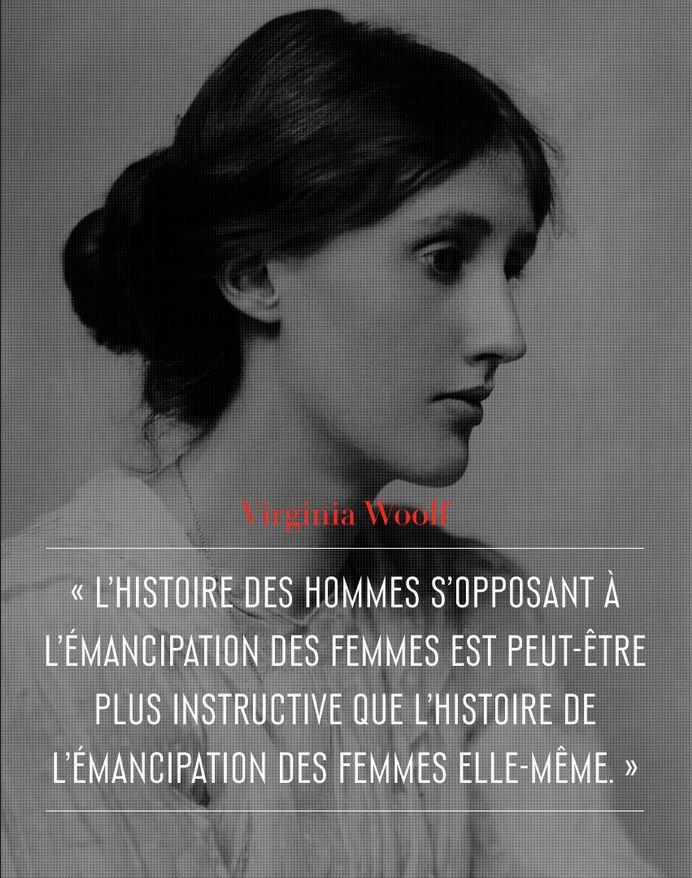Assez Culottées : les citations féministes les plus inspirantes  TR84