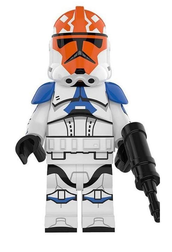 MANDALORIAN ARMOR STAR WARS CLONE MINIFIGURE FIGURE USA SELLER NEW FITS LEGO
