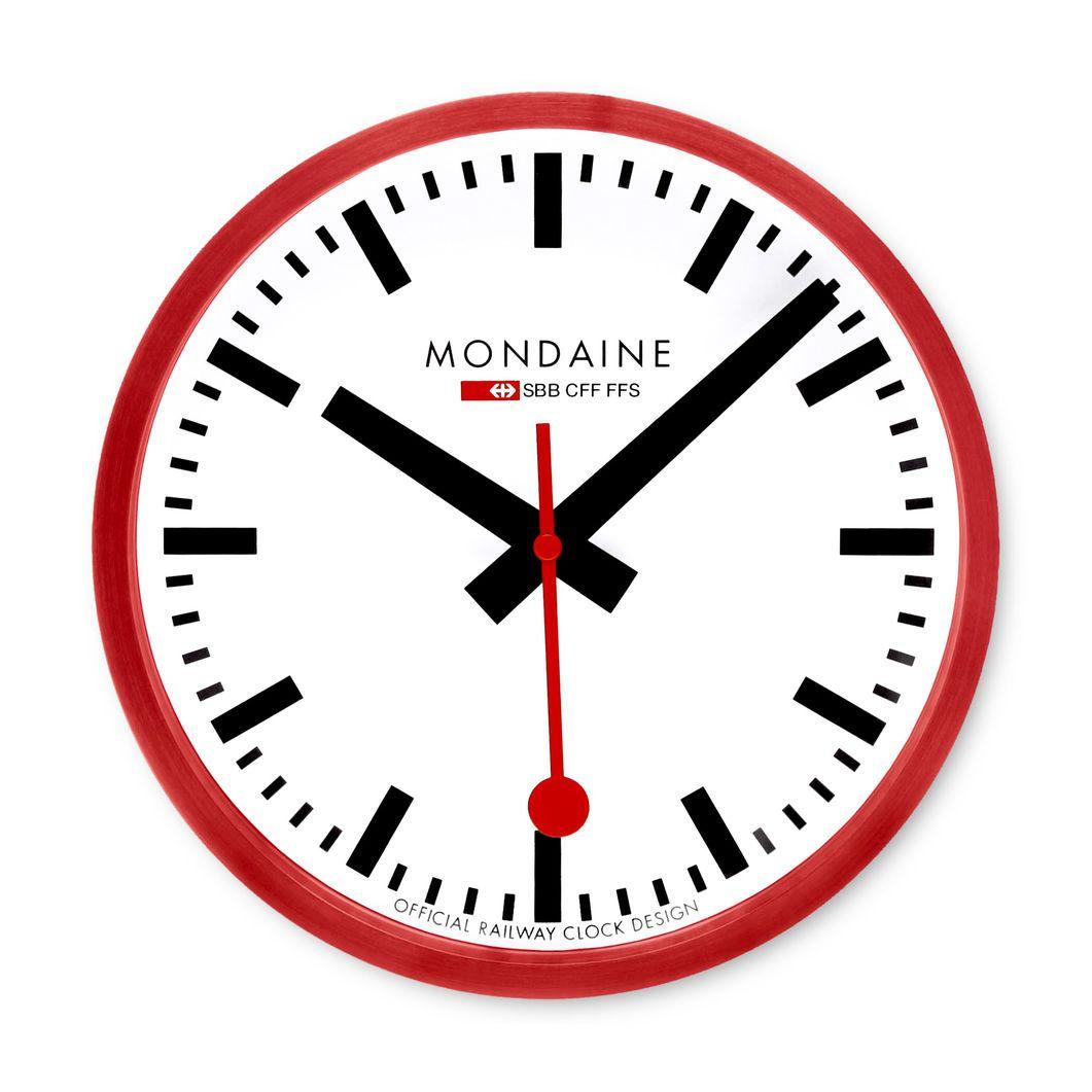 Small Swiss Railway Wall Clock Swiss Railway Wall Clock Swiss Railway Clock Clock