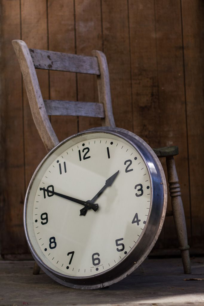 Industrial Gents Factory Clock South yorkshire Wall clocks and