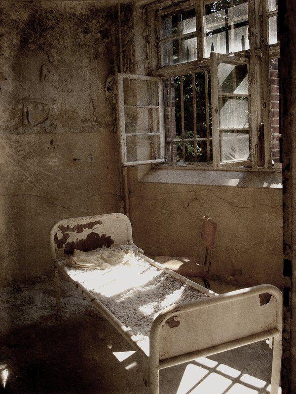 Beelitz-Heilstätten Sanatorium, Germany.
