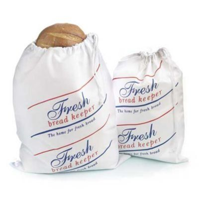 Shop Online for Lakeland 6091 Lakeland Large Drawstring Cotton Bread Storage Bag and more at The Good Guys. Grab a bargain from Australiau0027s leading home ...  sc 1 st  Pinterest & Lakeland Fresh Bread Loaf Cotton Drawstring Storage Bag #ad | Great ...