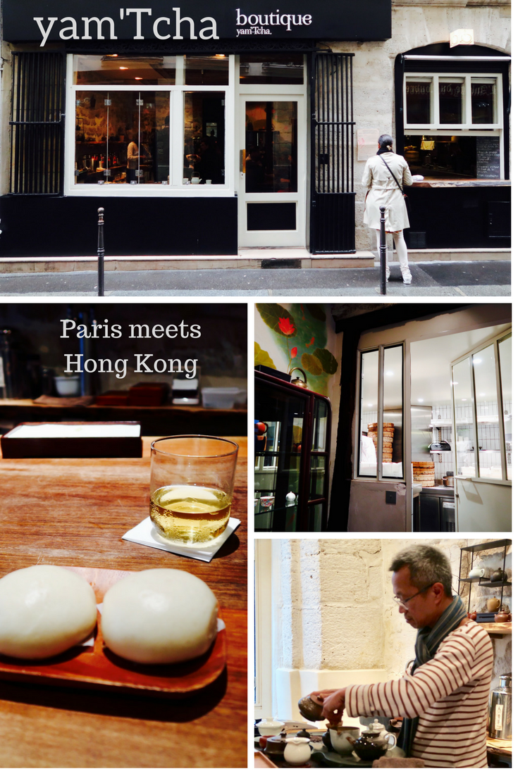 Tcha Paris lunch at boutique yam'tcha paris | paris! | pinterest | france