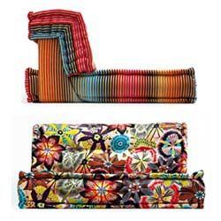 dekolor quieroynopuedos sof mah jong roche bobois. Black Bedroom Furniture Sets. Home Design Ideas