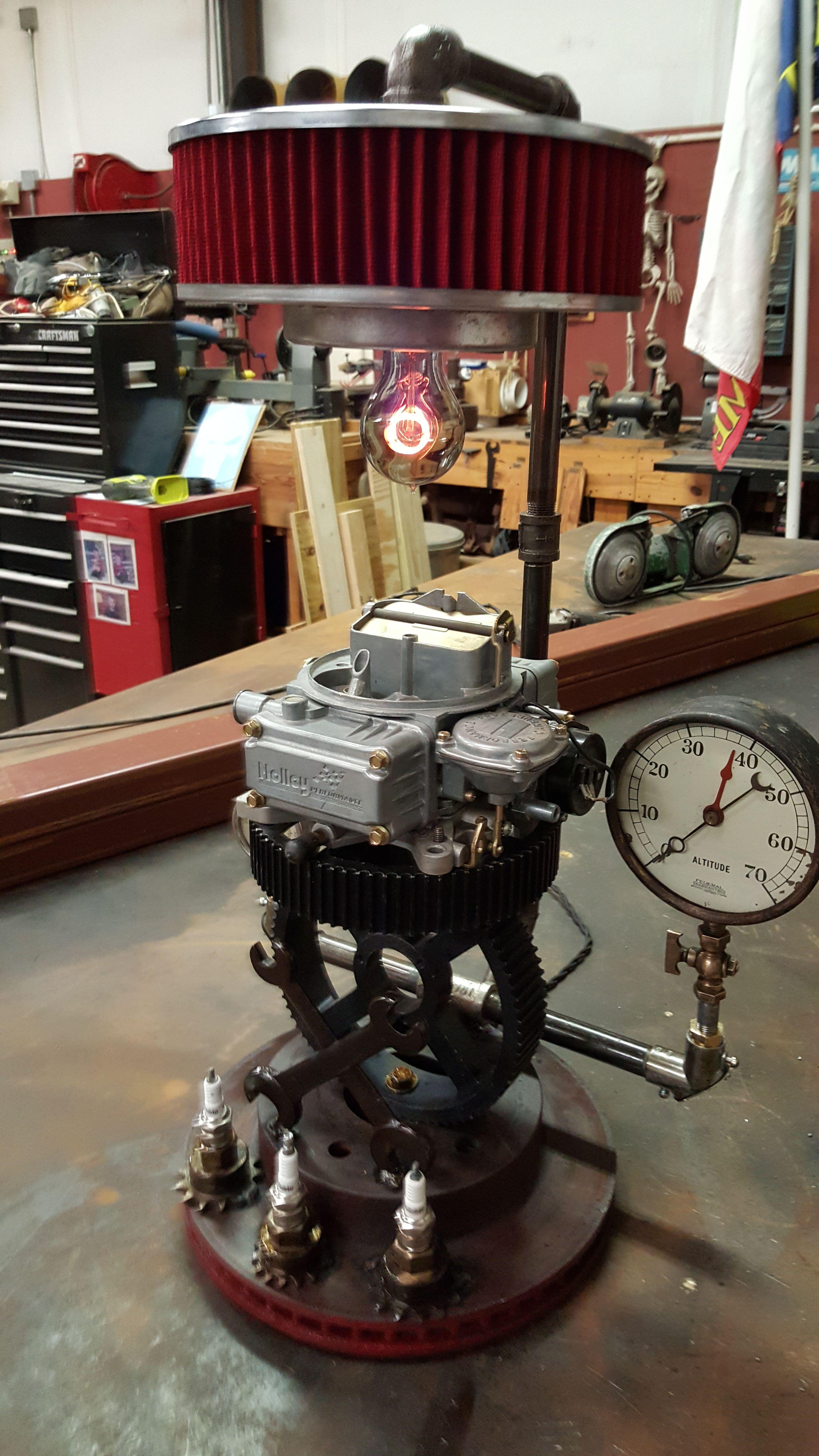Used Holley 1850 650 Cfm Carburetor Main
