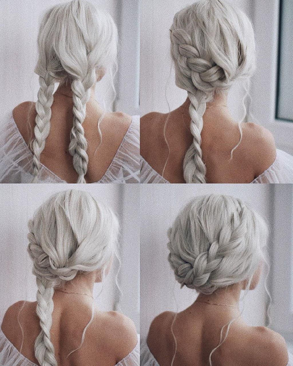 "HAIRFY Hair Tutorials on Instagram: ""Cute Step by step tutorial"