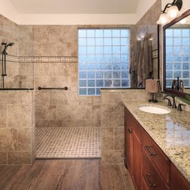 Traditional Bathroom By Sara Hugo Of Classic Cabinets Design