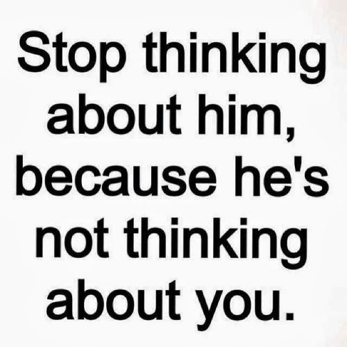Thinking About Him Quotes. QuotesGram