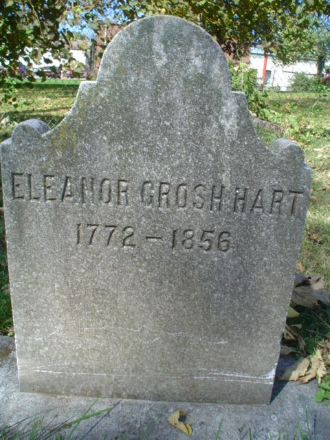 Eleanor Grosh Hart (1772 - 1856) - Find A Grave Photos