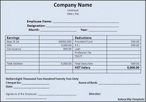 HOW TO MAKE SALARY SLIP IN EXCEL? | Stress free jobs, Resume ...