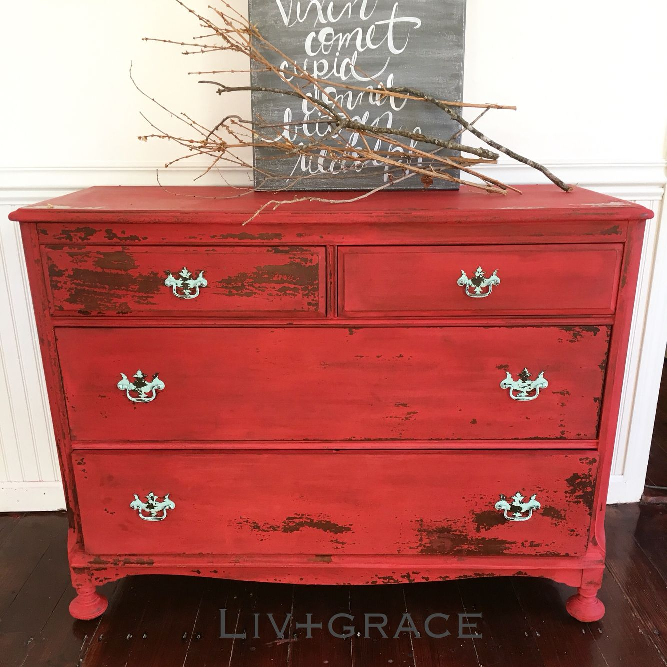 Miss mustard seed milk paint tricycle | Refinishing ...