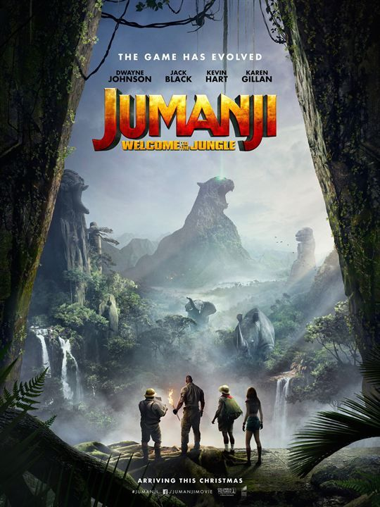 Putlocker Watch Jumanji Welcome To The Jungle Ͻ†ï½•ï½Œï½Œ Ͻï½ï½–ie 2017 Hd Online Pinterest Full Movies Online Free Free Movies Online Welcome To The Jungle