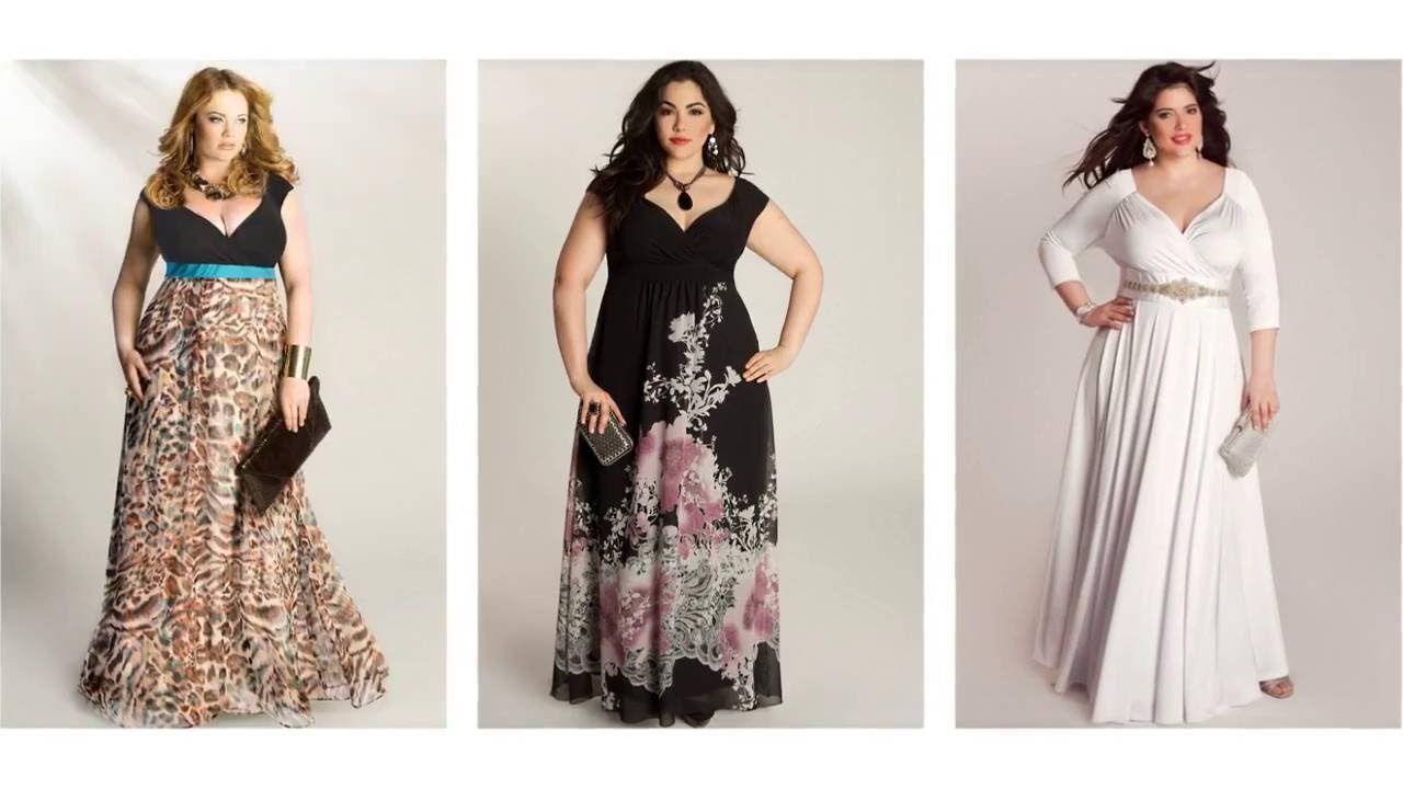 Maxi kleider große größen, abendkleider lang große größen | Fashion ...