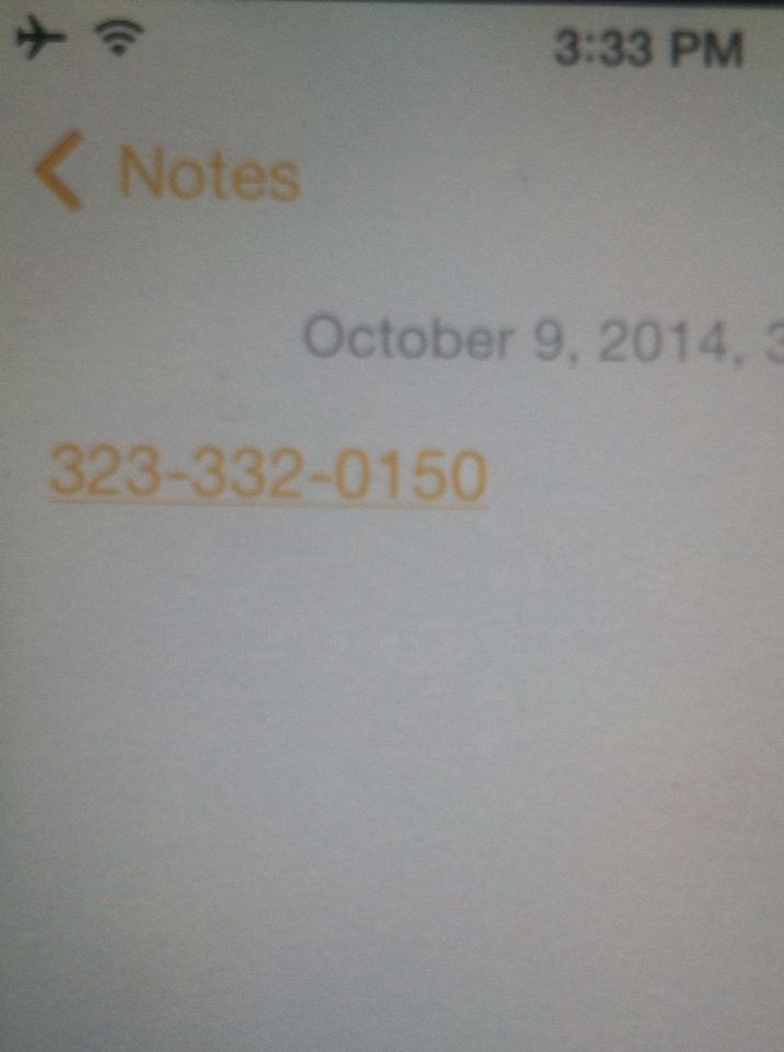 This is Ariana grandes fan phone number it is 323-332-0150 have fun