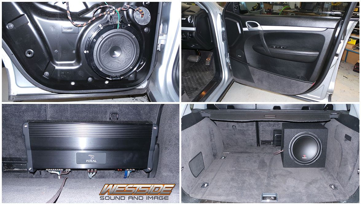 This # Porsche # Cayenne got an awesome upgrade! It had