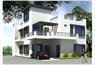 Duplex House Plans Indian Style Home