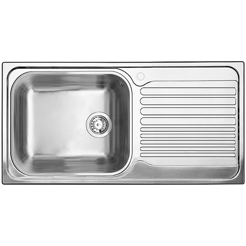 marvelous Single Kitchen Sink With Drainboard #5: 17 Best Images About Finding The Perfect Dish Rack On Pinterest .