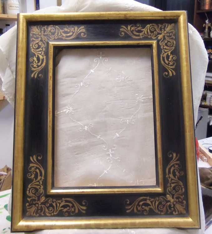 BASIC LEVEL WATER GILDING 40 HOURS - Reproduction of antique italian ...