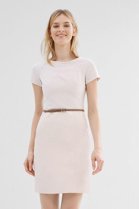 Super-Stretch Etuikleid | Kleider damen, Damenkleider ...