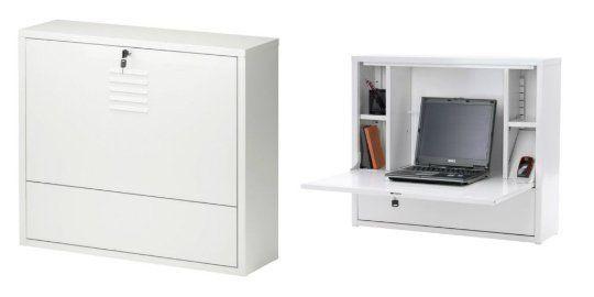 Fold Down Wall Desks Like Ikea S Ps Laptop Station Wall Desk