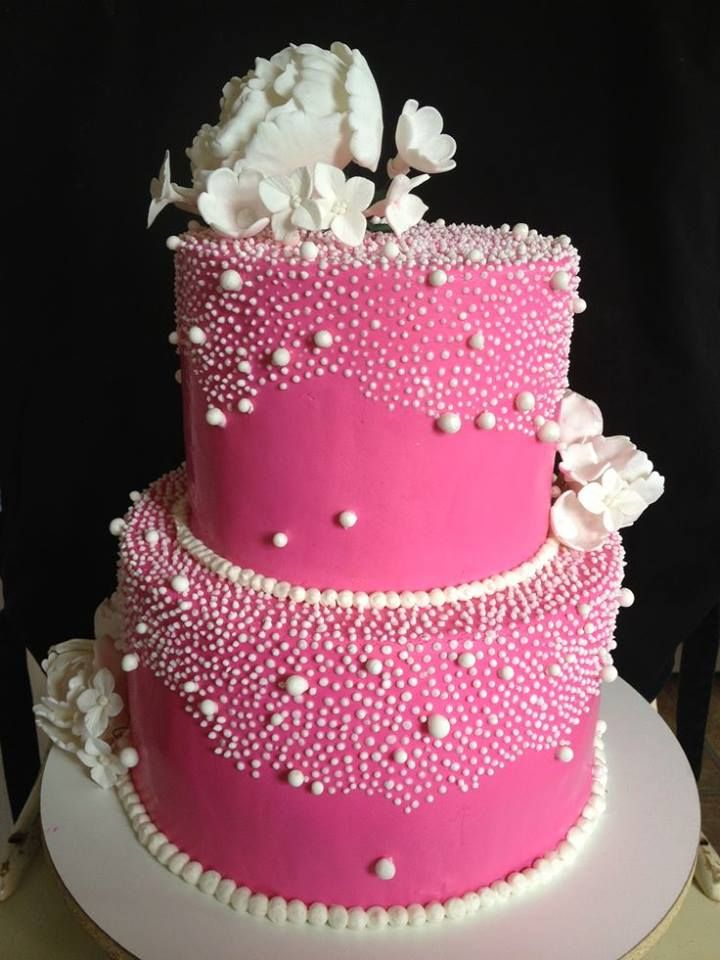 Pink Birthday Cakes Make All The Difference