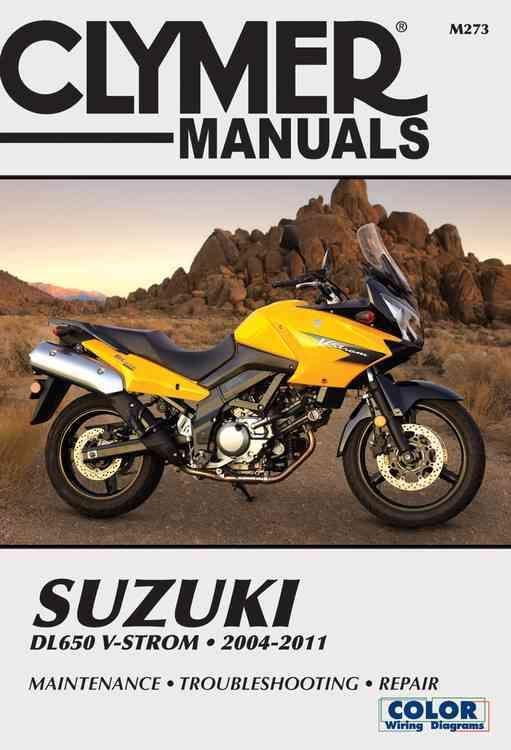Clymer Manuals Suzuki Dl650 V Strom 2004 2011 Paperback Overstock Com Shopping The Best Deals On Motorcycles Clymer Suzuki Repair Manuals