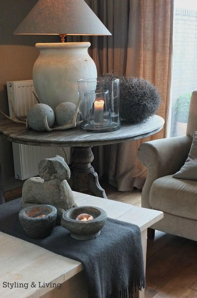 Kleur en stylingadvies woonkamer eetkamer keuken en bijkeuken styling living interieur - Deco keuken kleur ...