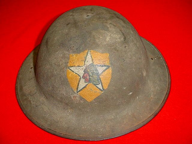 21c5aa3536f12 World War One Combat Helmets. I have a small collection, I love them ...
