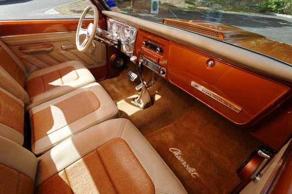 1968 chevy c10 swb fleet 60 66 chevy truck parts 67 72 - Chevy truck interior accessories ...