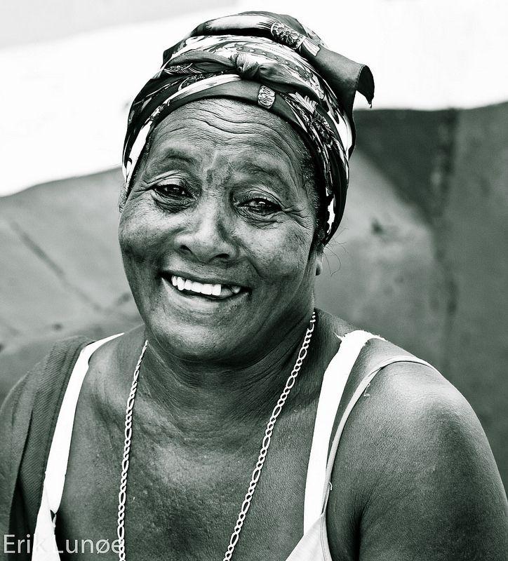 Cuba - Trinidad - Woman 2