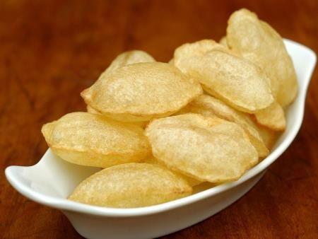 Deliciosas Patatas  Soufflé para acompañar a nuestras carnes