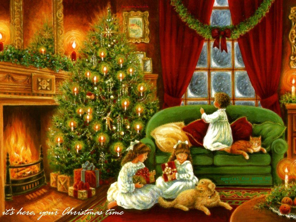 Belles Images De Noel Christmas Vintage And Current Art