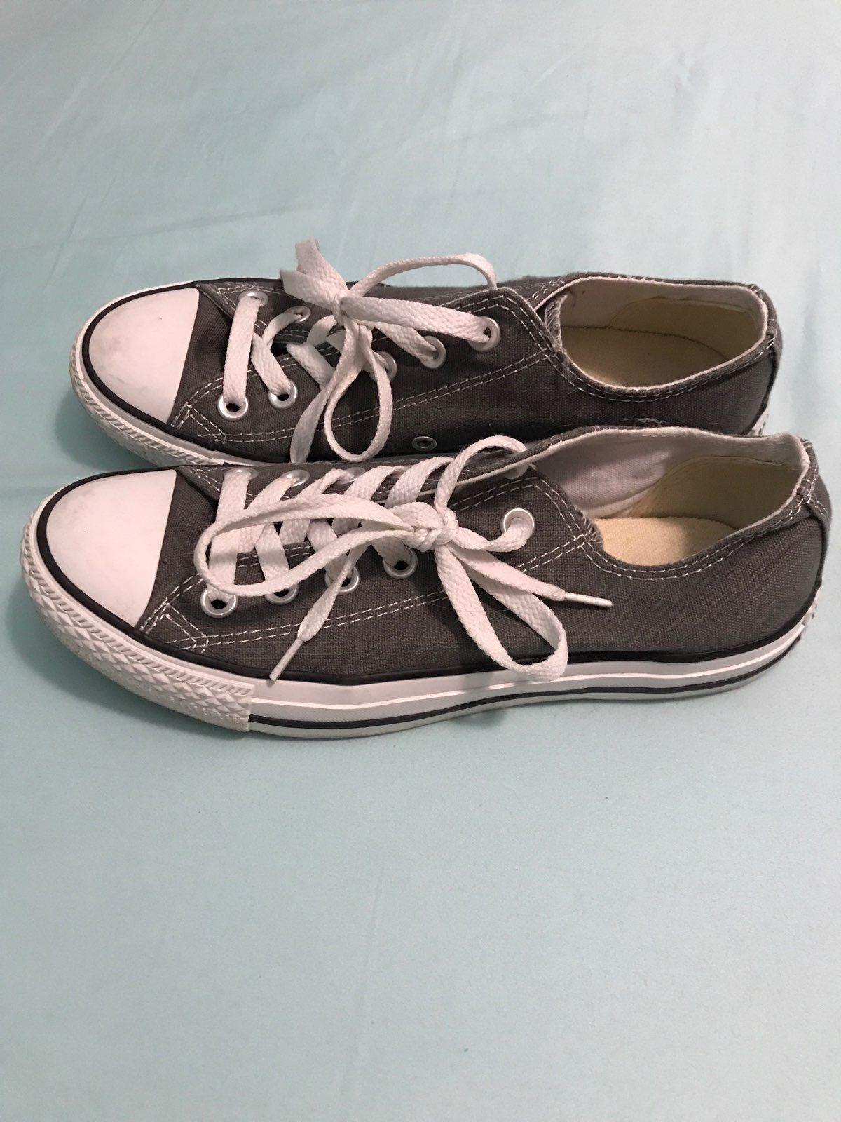 Grey converse, Women