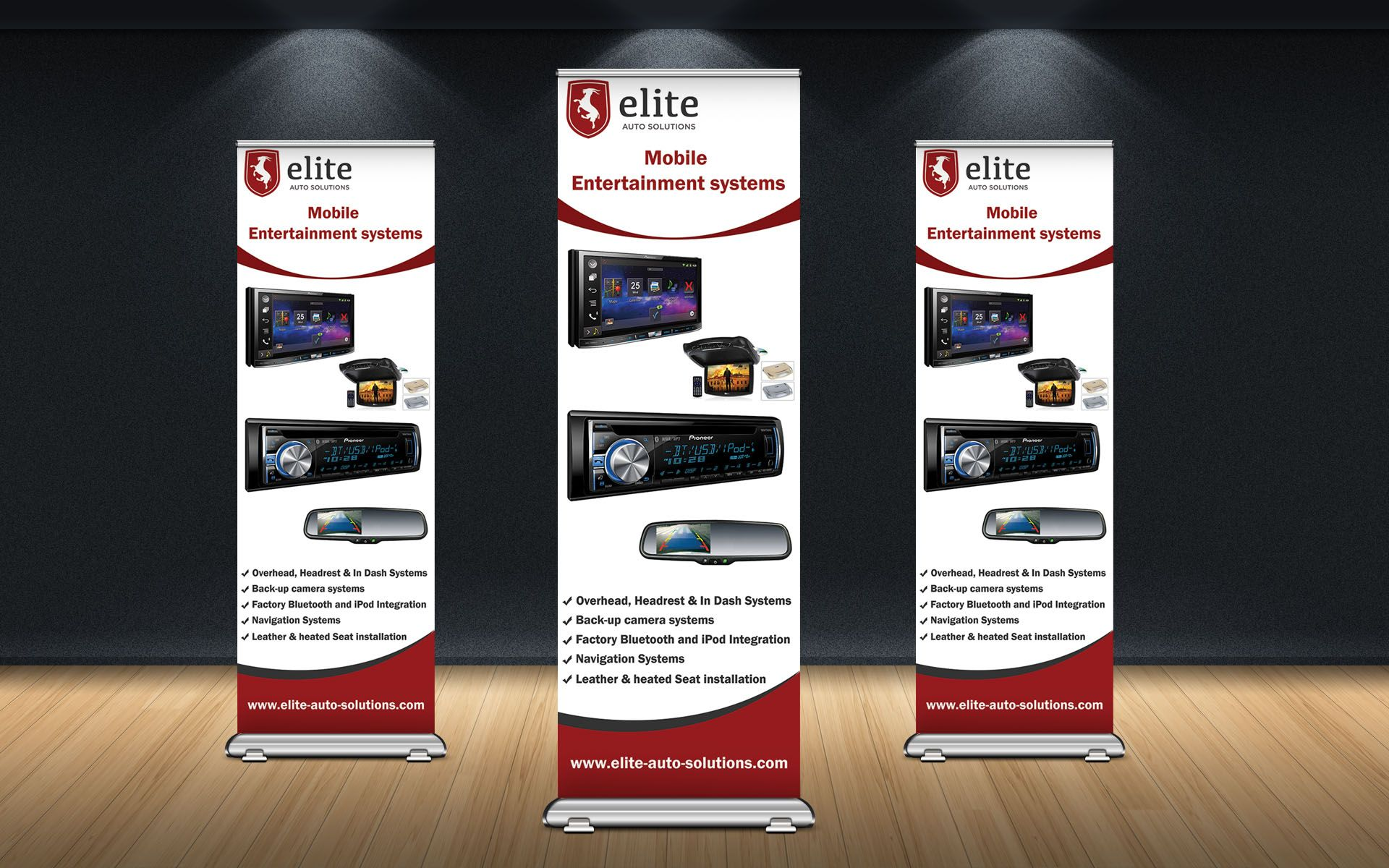 Create A Roll Up Banner Banner Banner Ads Roll Up