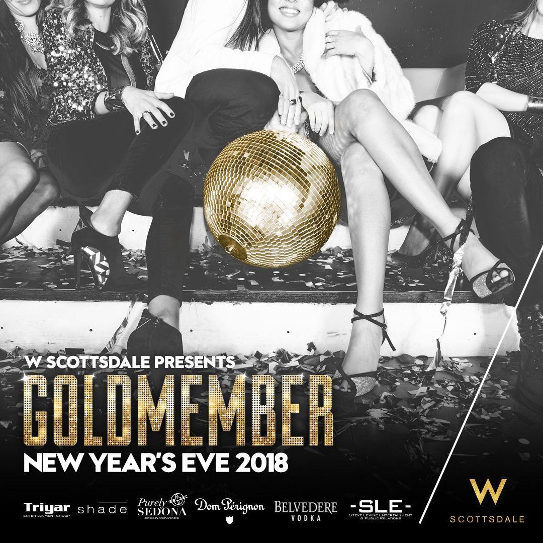 NYE 2018 | W Scottsdale | Modern hotel room, New years eve ...