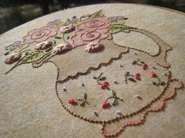 Bits of Stitching!: Breath of Spring