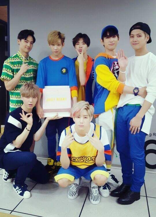 GOT 7 # Youngjae #BamBam #Yugyeom #JR  #Jackson #JB #Mark