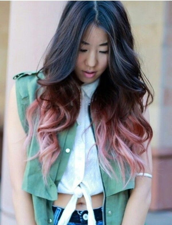 Dye Time: Hair Color Trends to Try | Ombre hair, Ombre and Hair ...