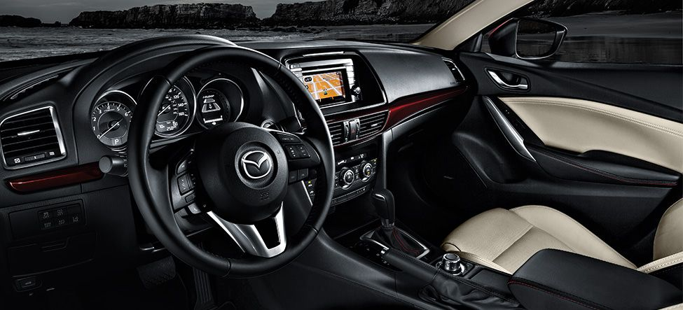 2015 Mazda6 A Comfy, Sporty Sedan With a Fun Personality