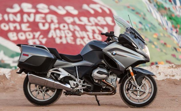bmw motorcycle sales up a metric shed-ton - motorcycle news