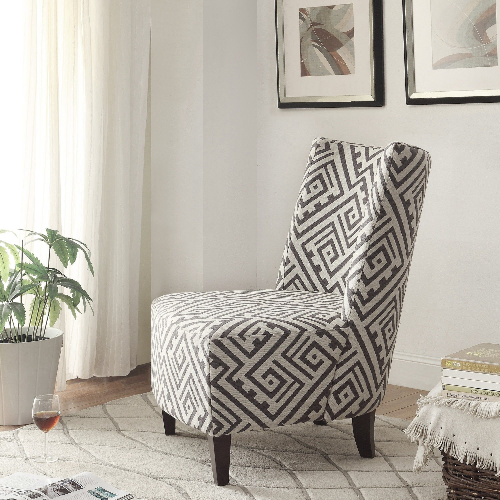 Grey Accent Chairs For Living Room   TABLE AND CHAIRS   Pinterest ...