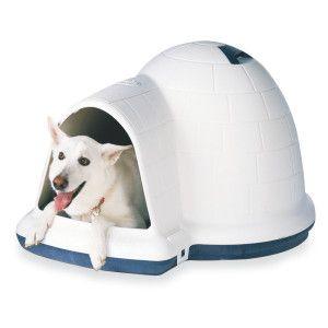 Indigo Dog Igloo Style Dog House By Doskocil Petsmart Igloo