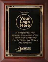 image result for donors plaque plaques to recognize appreciation