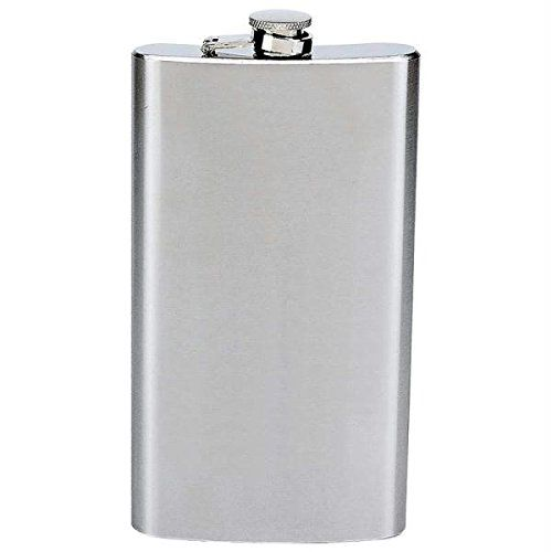 Maxam� 12oz Stainless Steel Flask