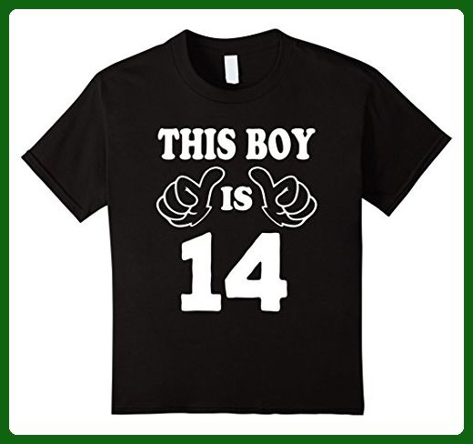 Kids 14 Year Old Shirt For Boy Kid