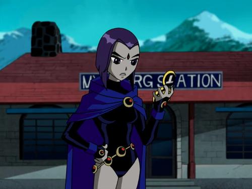 Hide  Seek  Raven  Teen Titans, Teen Titans Characters -7668