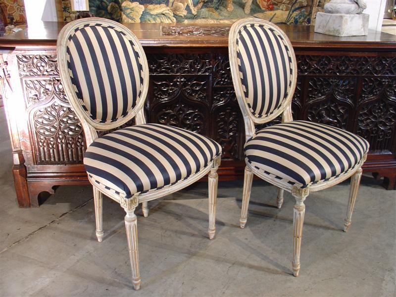 Painted Antique Chairs - Painted Antique Chairs Antique Furniture