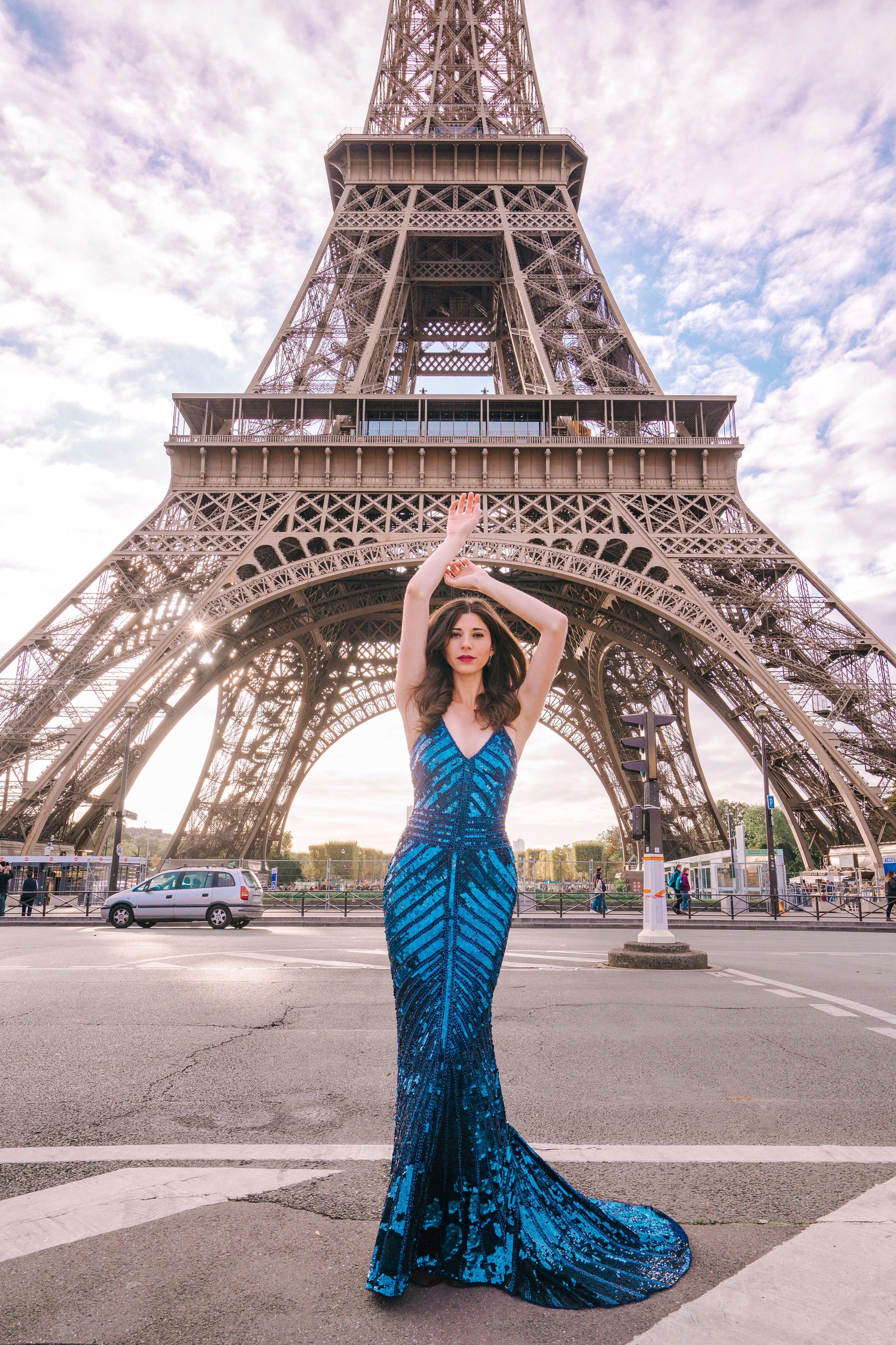 Long Travel Dresses