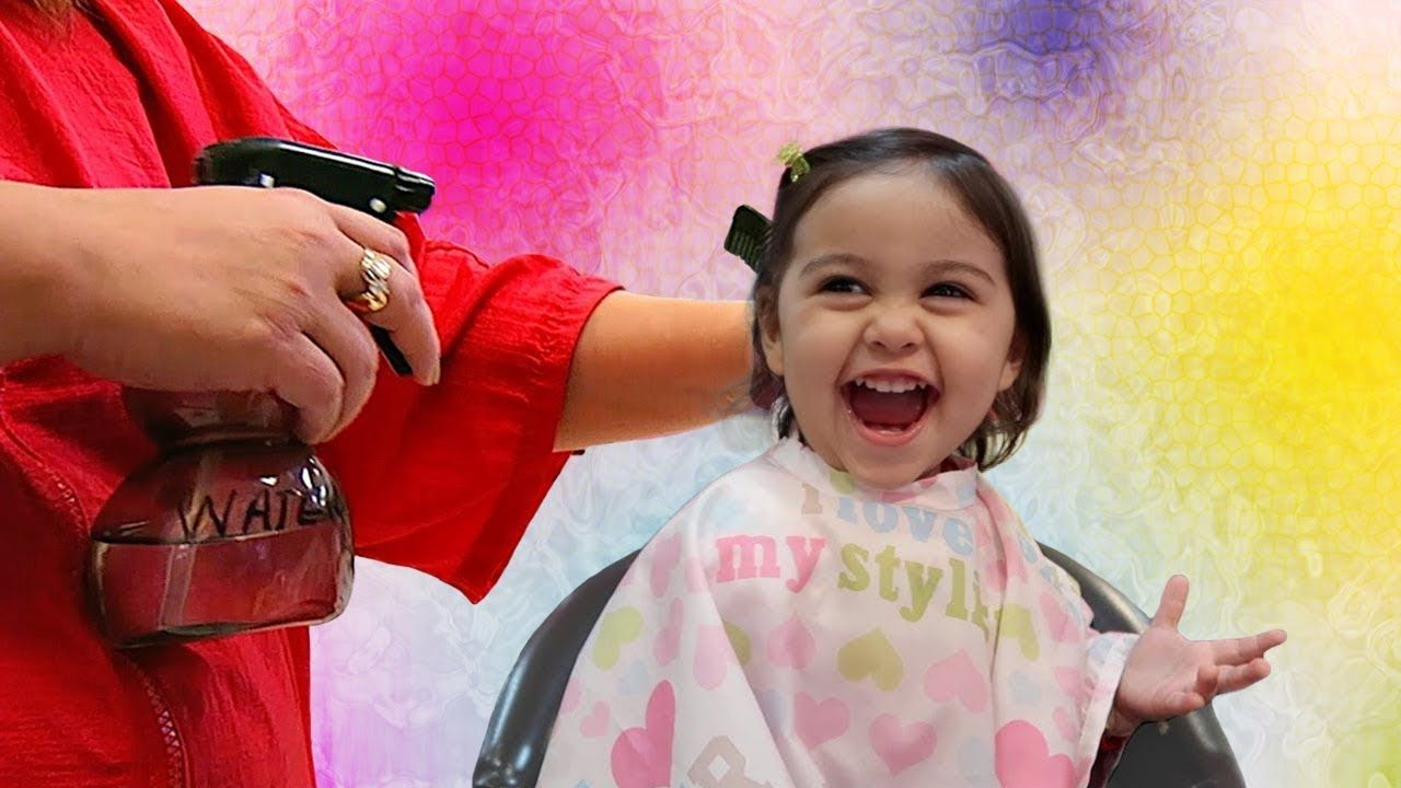 Adorable Babies Laughing At The First Haircuts Best Babies